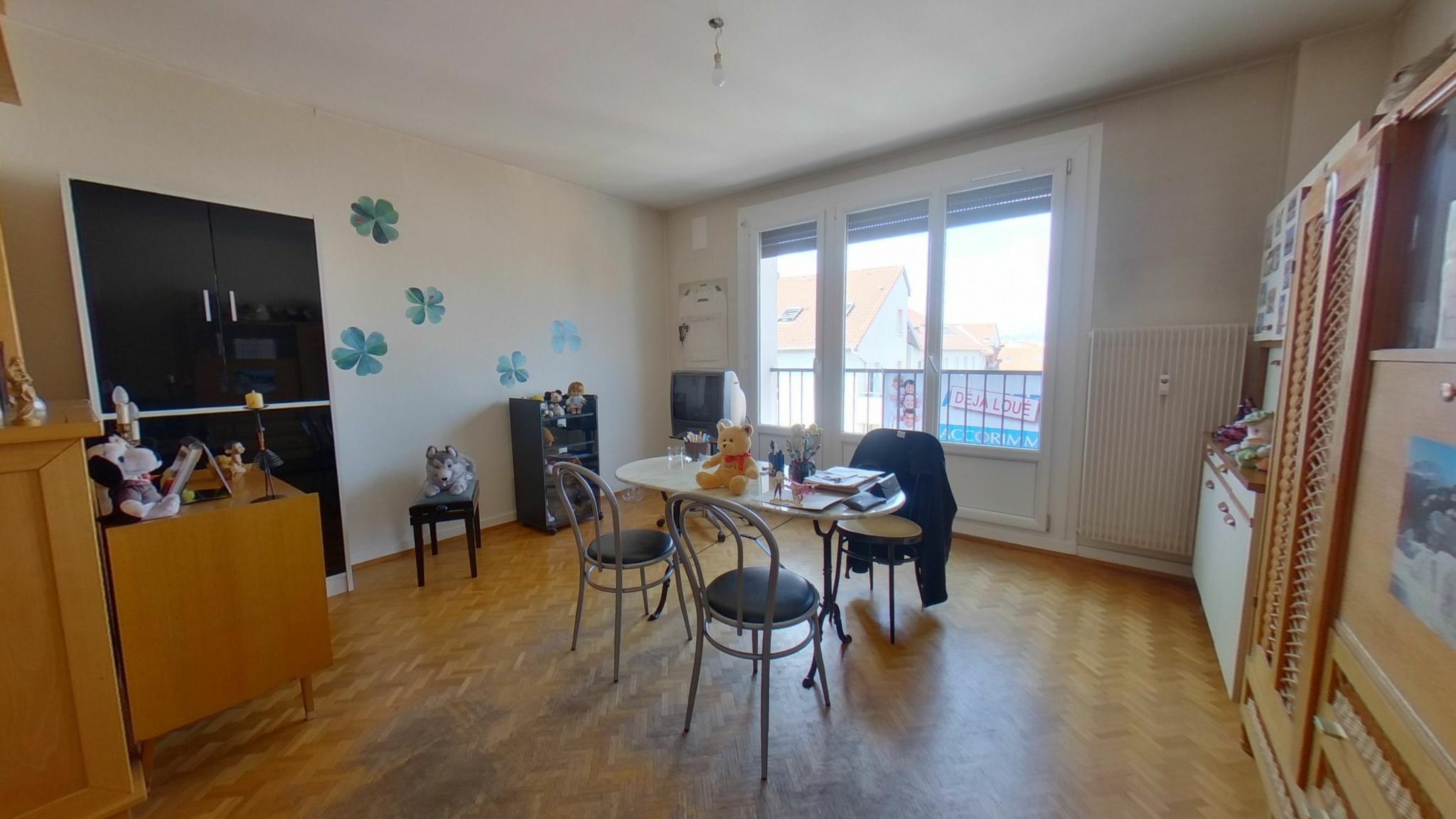 Vente Appartement T2 Métro République Villeurbanne